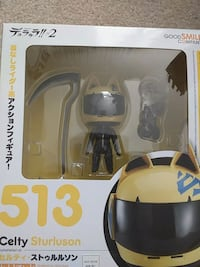Celty DuRaRaRa Nendoroid Anime Figure Langley