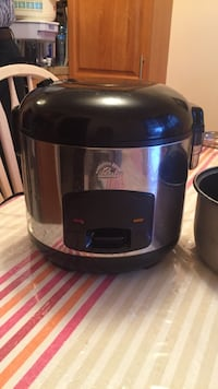 stainless steel rice cooker Mississauga, L5R 1M5