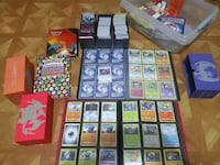 Pokemon cards collection 2011 thur 2017 like new