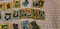 assorted baseball trading card collection Richmond Hill