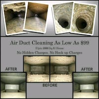 air ducts cleaning Brampton