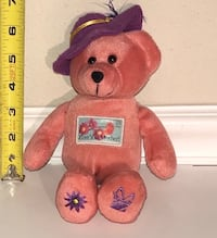 USA Stamp Love You Mother Bear Plush Toy just $2 Port Saint Lucie, 34953