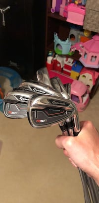 Taylor Made RSi Irons 4-PW Gainesville, 20155