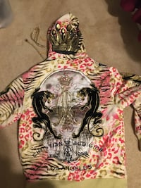 Ed hardy mens jacket