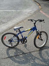 CCM Kids Bike fully tuned. Port Alberni, V9Y 2A7