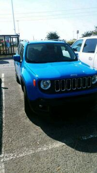 2015 Jeep Renegade 4X4 Limited Brentwood
