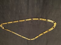 gold-colored chain necklace Mississauga, L5H 1C1