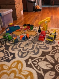 Bob the Builder Mash and Mold set plus 3 vehicles Dormont, 15216