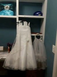 First  communion  or flower girl dress, like new Land O' Lakes