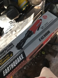 Earthquake air ratchet wrench