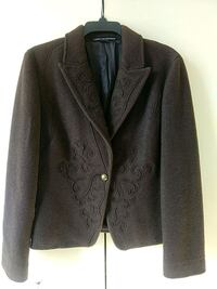 Wool and nylon Ellen Tracy jacket Chicago, 60605
