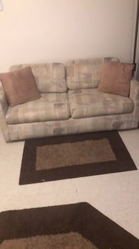 Couch with full size hide a bed. Need gone this weekend  Harrison, 48625