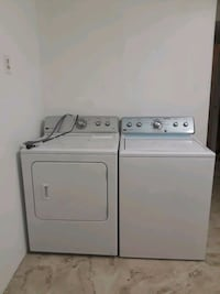 Washing machine and dryer almost new  maytag brand both for $250  Frederick, 21703