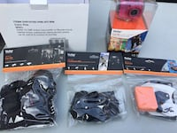 NEW HD Action Camera with accessories Lincoln, 95648