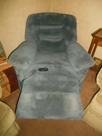 Electric recliner rising chair PORTCHARLOTTE