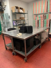 Commercial Work Table Orlando, 32826