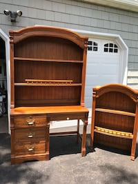 used solid oak bedroom set 8 pieces by dixie for sale in 11772 | 5be9905de2c735463364b1e55c39a505 impolicy img 200