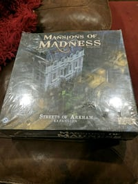 Mansion of madness expansion 2nd version PC game Toronto, M8Y 1V8