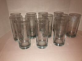 12 glass vases wedding table decor cocktail hour or centrepieces
