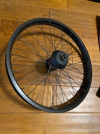 salt/wethepeople rear cassette bmx rim Pleasanton, 94588
