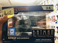 Dorbz ride Batman exclusive from collector boxes Union City, 07087