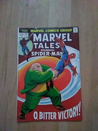 The Amazing Spider-Man comic book Central Falls, 02863