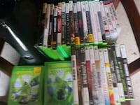 assorted Xbox 360 game cases Vaughan, L4L 2S4