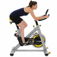 Exerpeutic indoor training cycle new in box