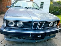 BMW - 6-Series - 1989 District Heights
