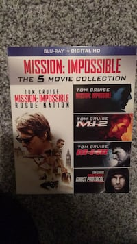Mission Impossible 5 Film Collection Dixon, 95620