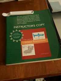 Instructor's Copy book