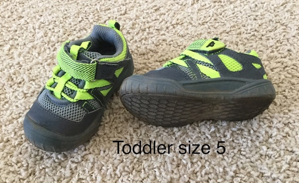 cce9bef647e78a Used Toddler Shoes for sale in Maricopa - letgo