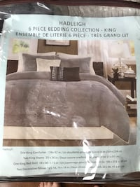 King Size Bedding Mississauga, L4Z 3H3