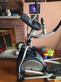 black and gray elliptical trainer Brampton, L6Z 2T8