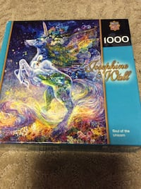 JUST REDUCED Soul of the Unicorn puzzle Rockville
