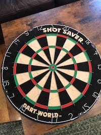 Dart Board w/darts New York, 10009
