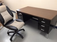 Office Desk and Chair West Allis