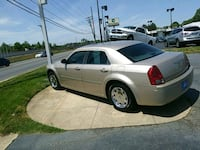 silver Chrysler 300 sedan Raleigh, 27697