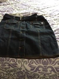 Jeans skirt size 8. Nice for the summer Goose Creek, 29445
