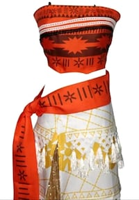 Adult Size Moana Costume  Silver Spring, 20904