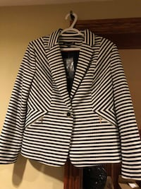 NEVER WORK Laura Petite Black & White Blazer with Original Tags - FOR SALE! Grimsby
