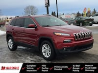 2014 Jeep Cherokee North 4X4 - Heated Seats & Wheel!
