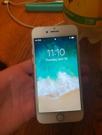 silver iPhone 7 32g