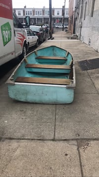 Free boat can be scrap or maybe fixed