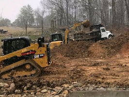 Land Clearing & Site Work