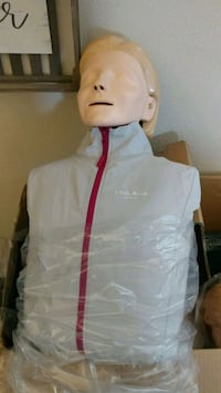Nana CPR mannequin Forney, 75126