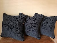3 Beautiful pillows Tampa, 33609