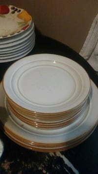 white ceramic plates and bowls Travelers Rest, 29690