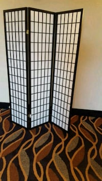 Brand New 3 Panel Room Divider  40 km