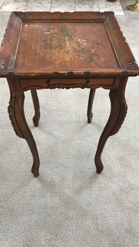 Vintage Accent Table